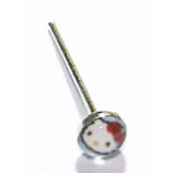 Hello Kitty Sterling Silver Nose Stud