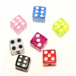 Spare Screw-On UV Dice For 1.6mm Body Bars