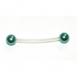 Titanium Balls PTFE Flexible Nipple Bar