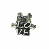 Love Cube - Single Bead