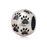 Paw Print - Single Bead