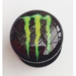 Monster Plug 6mm - 25mm