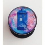 The Tardis Plug 6mm - 25mm