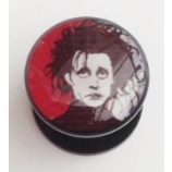 Edward Scissorhands Plug 6mm - 25mm