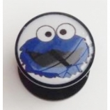 Cookie Monster Plug 6mm - 25mm