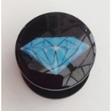 Blue Diamond Plug 6mm - 25mm