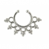Sahasrara Flower Fake Septum Clicker