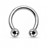 Horseshoe Circular Barbell - 1.2mm